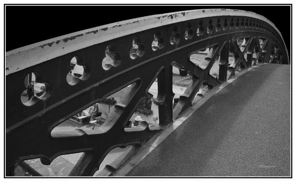 Gas Street_The Club Bridge by bigwheels