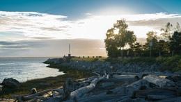 Gary Point Park - Steveston Fishing Village