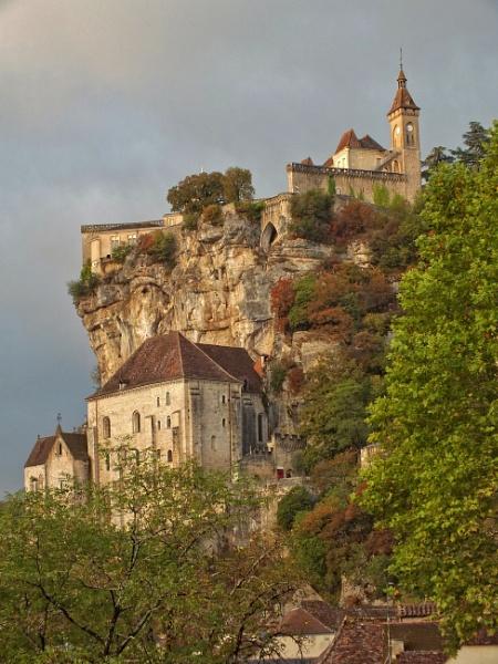 Rocamadour by ANNDORASBOX