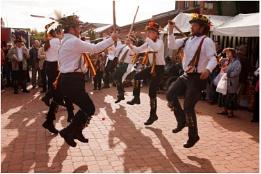 A Very English Dance