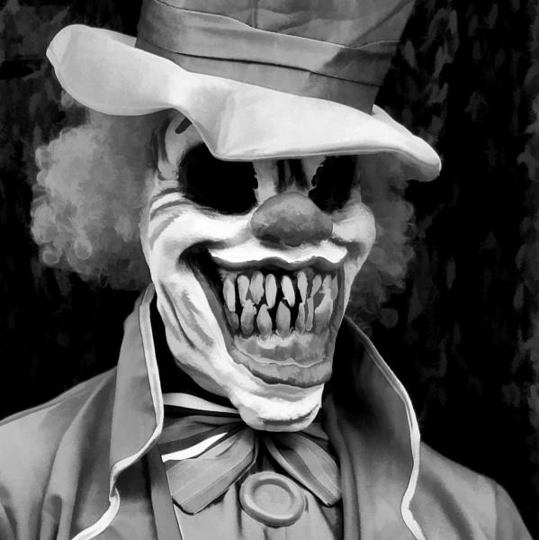 Killer Clown by Philip_H