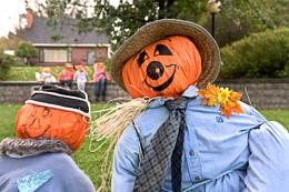 Ha..Ha..Halloween Is Coming