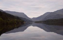 Llan Beris Lake