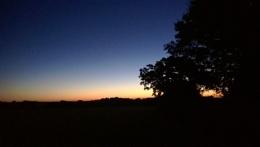 Dawn over Essex