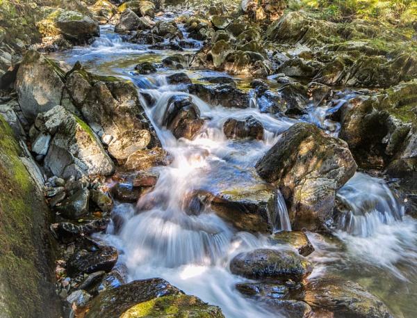 Cumbrian Cascade by RobertTurley