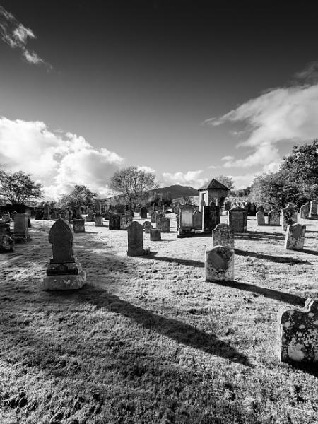 Graveyard by buddiePhotographer