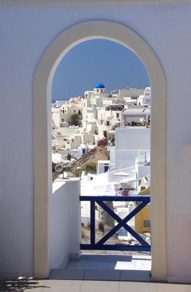 Santorini by justahobby