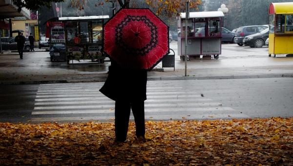 Urban Scene XXII by MileJanjic