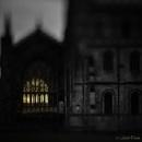 Beyond dark walls... by IsabelC