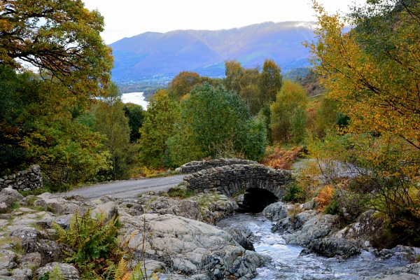 Ashness Bridge on Sunday gone by jimbob133