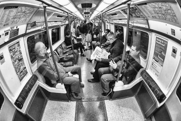 london underground by mogobiker