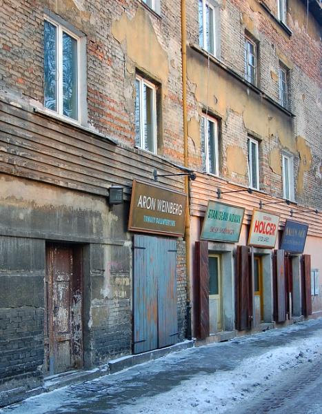 Krakow Street Scene by Ingymon