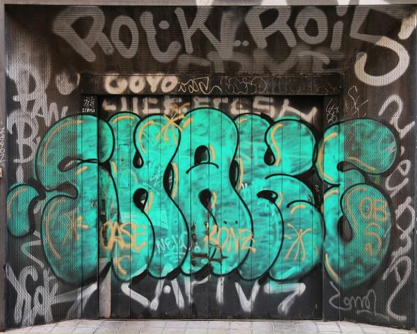 Street art by robjames