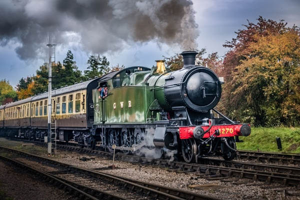 Gloucester & Warwickshire Steam Railway by AnthonyPMorris