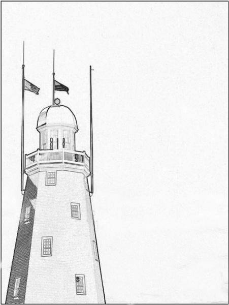Portland Observatory by Joline