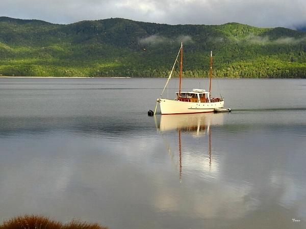 Lake Te Anau 10 by DevilsAdvocate