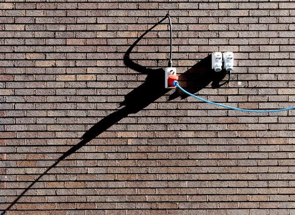 Electric hook up by helenlinda