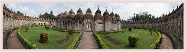 108 Shiva Temple of Kalna Town by prabhusinha