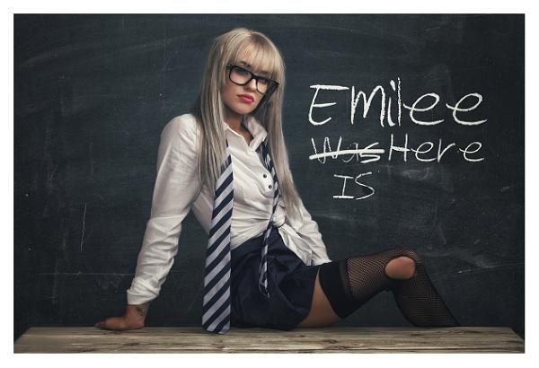 Emilee IS here by K4RL