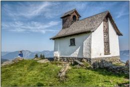 Markbachjoch Chapel