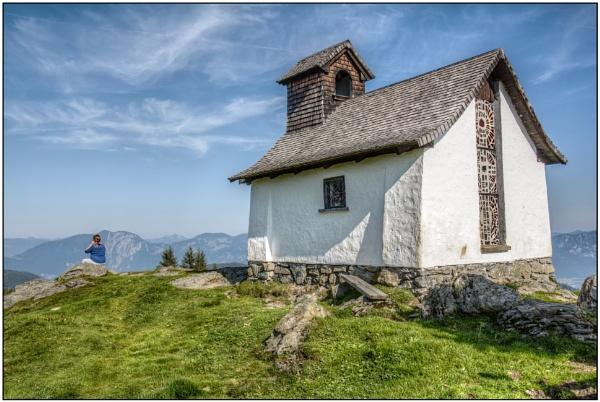 Markbachjoch Chapel by TrevBatWCC