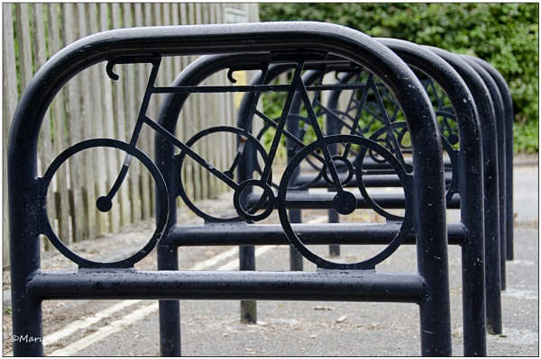 Bike Rack by marshfam19