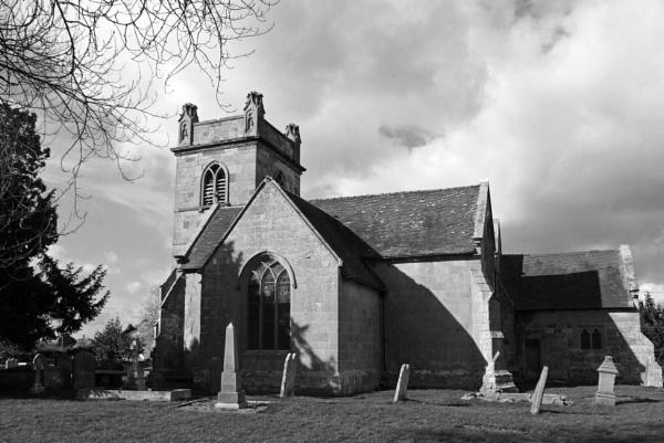 ST, BART\'S CHURCH by JOKEN