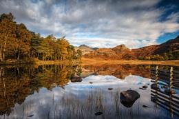 Autumn at Blea Tarn