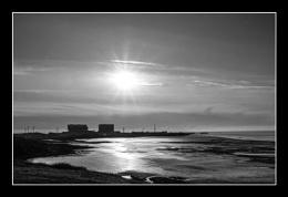Photo : Heysham power station