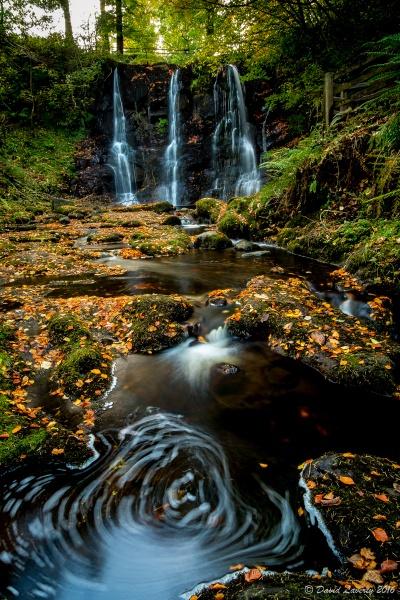 Ess-na-Crub Waterfall by DavidLaverty