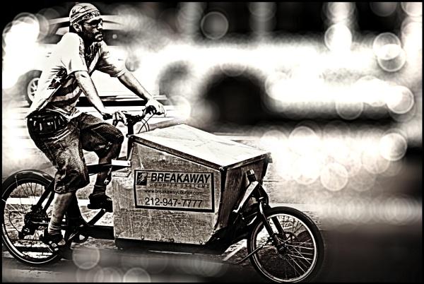 Breakaway-where\'s the peleton? by djh698