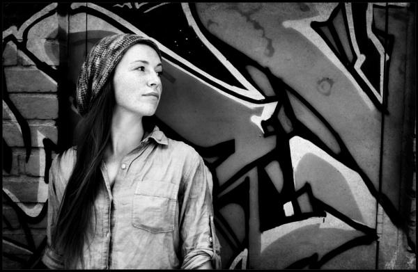 Graffiti girl by djh698