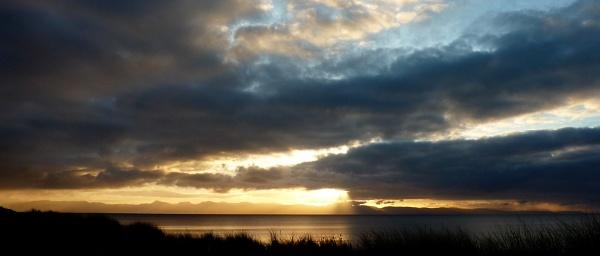 This morning in Pwllheli by netta1234