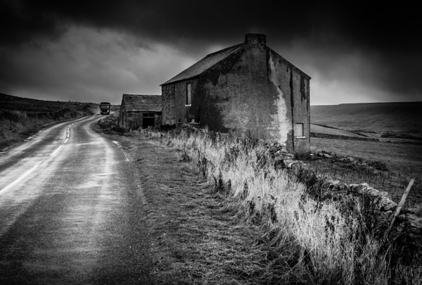 The Old Farmhouse. by 2479