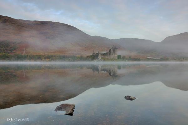 Spirits In The Mist by janlea