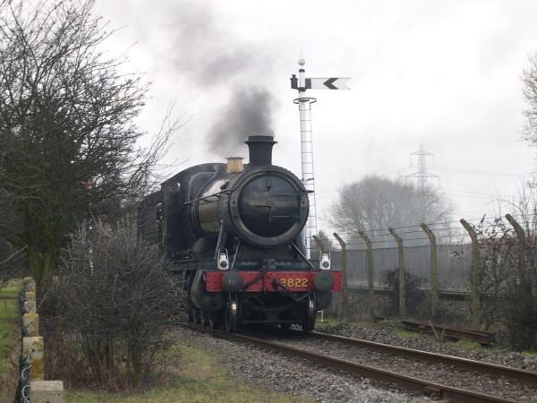 Steam up. by eddiemat