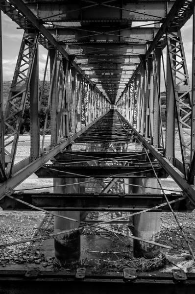 Awatere River Bridge by Rick51