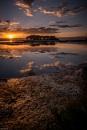 sunset by Christiansirk