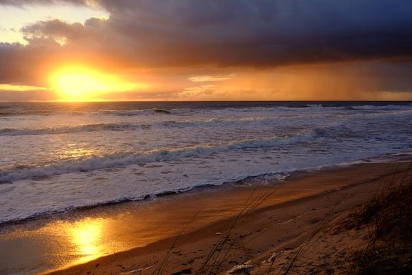 Sunrise Satellite Beach, FL by cevr251