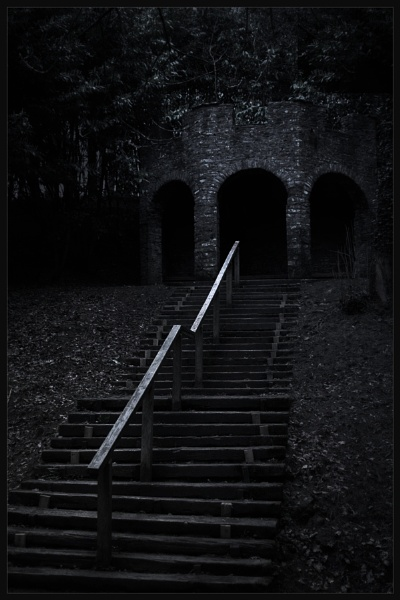 The Nocturnal Steps by Morpyre