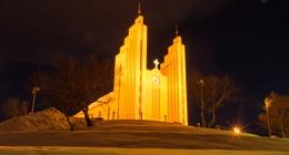 Akureyrikirkja, Iceland