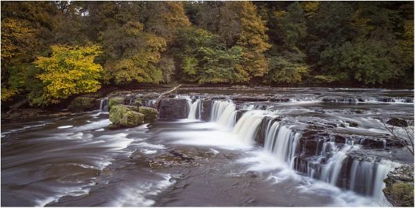 Autumnal Aysgarth by Leedslass1