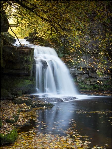 West Burton Falls by Somerled7
