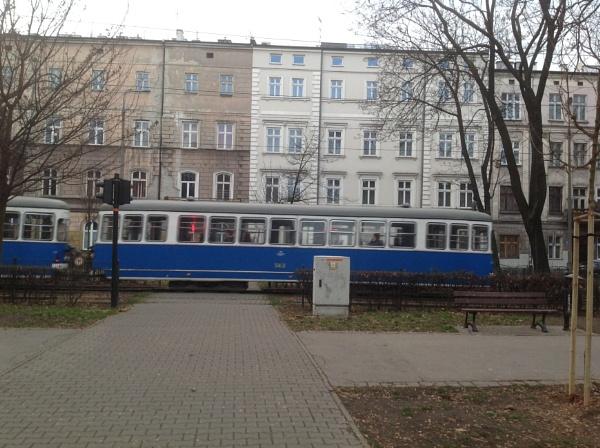 Krakow Tram.. by Suzie69