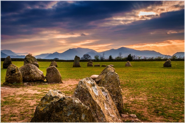 Castlerigg Stone Circle by MalcolmS