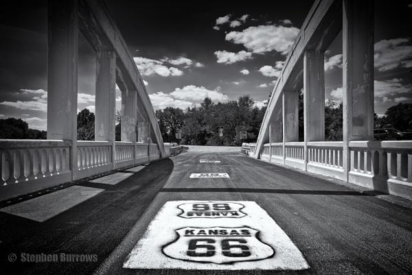 Mother Road XXXIV - Rainbow Curve Bridge by Stephen_B
