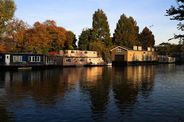 Floating homes by brianwakeling