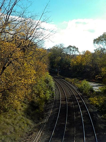RAILWAY TRACKS by TimothyDMorton