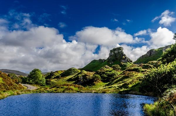 The Fairy Glen.....Skye by Craigie10