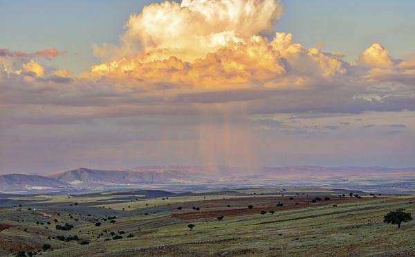 Downpour of Light by nonur